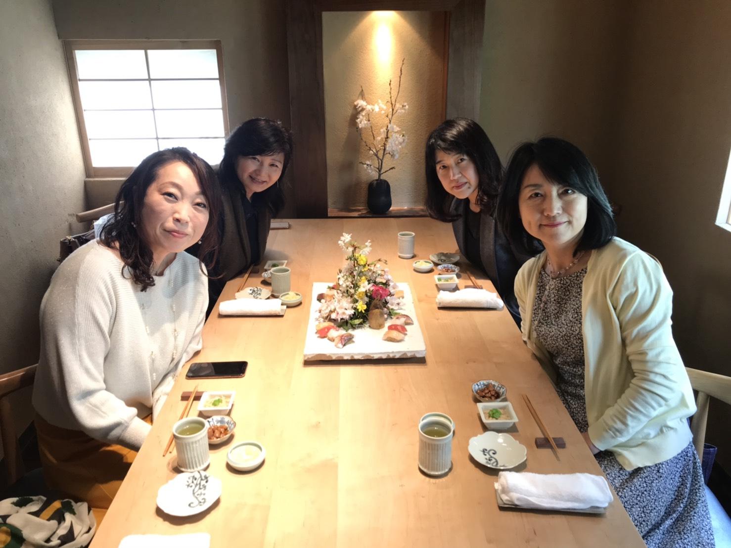 お花見&ランチ会(シン・セシア)