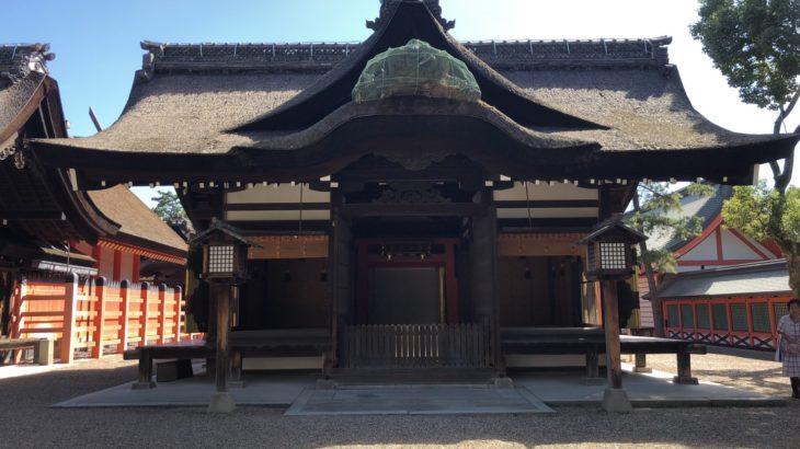 大阪の住吉大社(シン・セシア)
