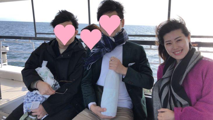 琵琶湖でステキな出逢い(シン・セシア)