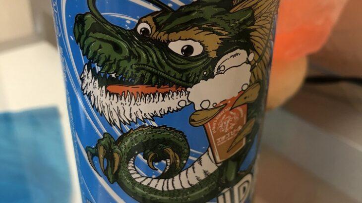 龍の缶ビール(シン・セシア)